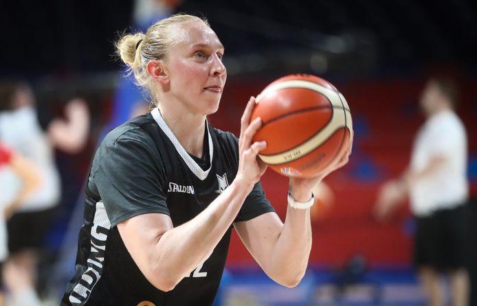 Basketbalster en Belgian Cat Ann Wauters zet een punt achter haar carrière. Dat kondigde ze zelf aan na het verlies in de kwartfinale van de Cats tegen Japan op de Olympische Spelen.