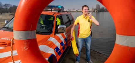 Reddingsbrigade zit met 'puzzel' voor voldoende zwemtoezicht