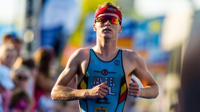 """Triatleet Marten Van Riel over coronaheisa Geens: """"Jelle bleef sterk en inspireert ons"""""""