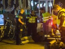 Massale vechtpartij in centrum Doetinchem: politiehond grijpt verdachte, agente gewond en vier arrestaties
