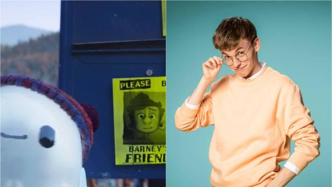 """'K2 Zoekt K3'-topfavoriet Remi in nieuwe animatiefilm 'Ron's Gone Wrong': """"Uitdagende en mooie rol om in te spreken"""""""