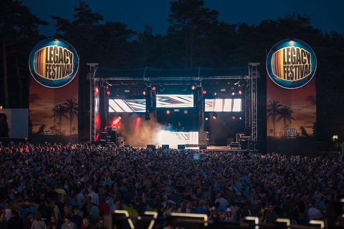 Een beeld van Legacy Festival uit het verleden.