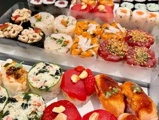 TAKEAWAY RECENSIE: Ko'uzi: we bestelden sushi, maar kregen kleine kunstwerkjes