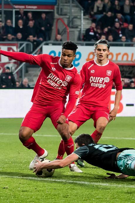 FC Twente neemt afscheid van Ede en Stevens