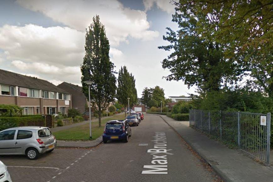 Max Bruchstraat in Waalwijk.