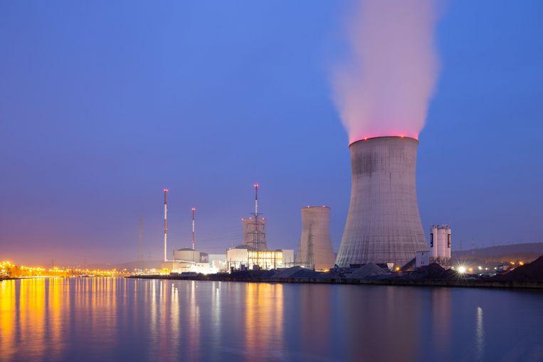 De kerncentrale van Tihange. Beeld Photonews