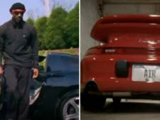 Dit is de indrukwekkende autoverzameling van Michael Jordan in 'The Last Dance'