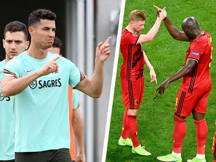 Wat nu voor Duivels? Nog verschillende mogelijke opponenten voor 1/8ste finales, maar clash met Portugal en Ronaldo is meest waarschijnlijke scenario
