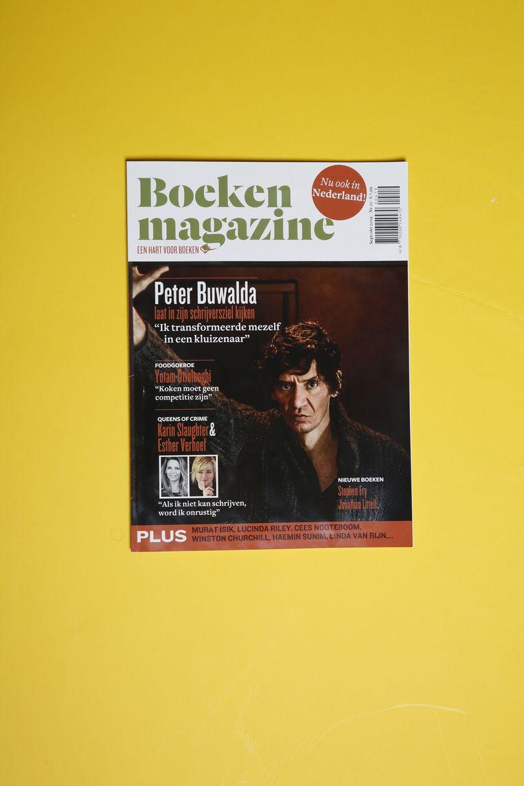 Boeken Magazine Beeld