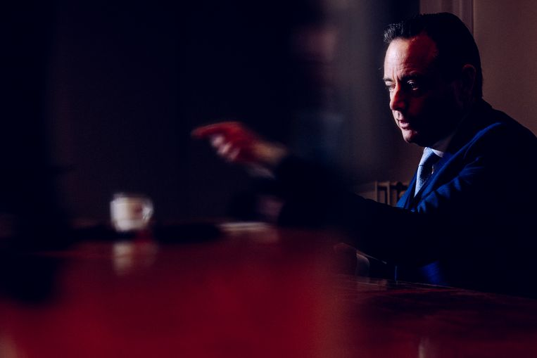 Bart De Wever. Beeld © Stefaan Temmerman
