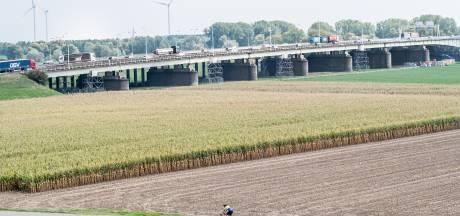 Vrees voor verkeersinfarct rond Arnhem door inspectie A12-brug