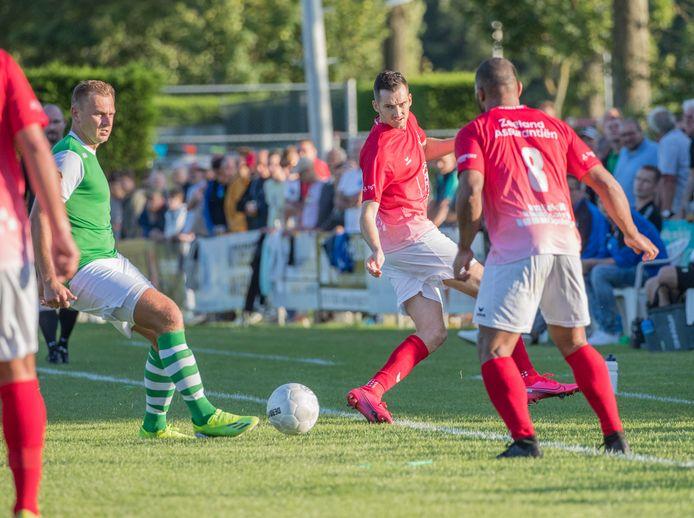 Goes speelt zaterdag tegen Jong Feyenoord in drie blokken van 25 minuten.