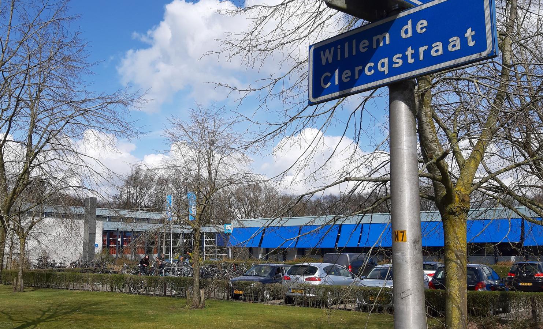Door nieuwbouw aan de Noetselerbergweg komt de vmbo-vestiging van de christelijke scholengemeenschap Reggesteyn aan de Willem de Clercqstraat 7 op termijn leeg te staan.