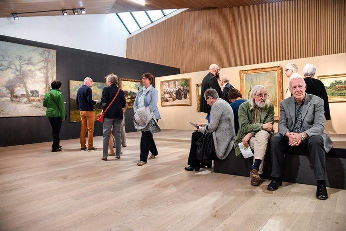De werken zijn te zien in Zaal 't Sestich.