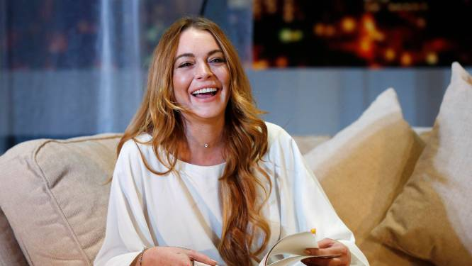 Lindsay Lohan gaat weer acteren: ze krijgt hoofdrol in kerstfilm Netflix