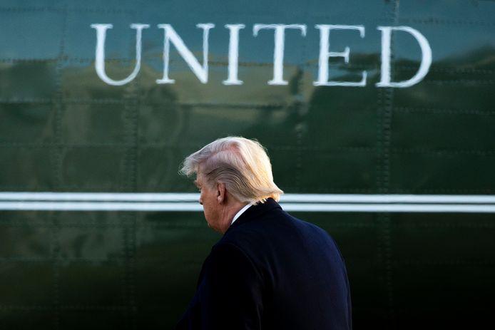 'Donald Trump heeft geen idee waar de kernbegrippen democratie en rechtsstaat voor staan.'