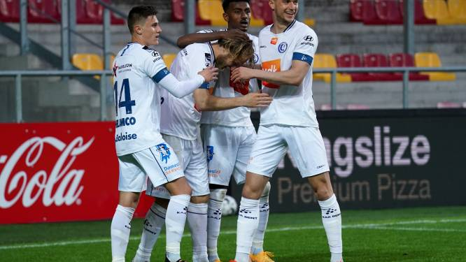 AA Gent naar Conference League: Buffalo's veroveren laatste Europees ticket na felbevochten zege bij KV Mechelen