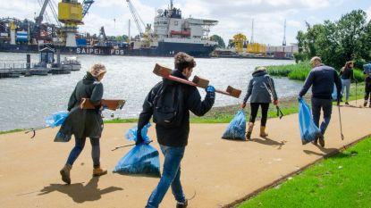 World Cleanup Day: milieuorganisaties roepen op om dit weekend afval uit rivieren te halen (en jij kan meedoen)