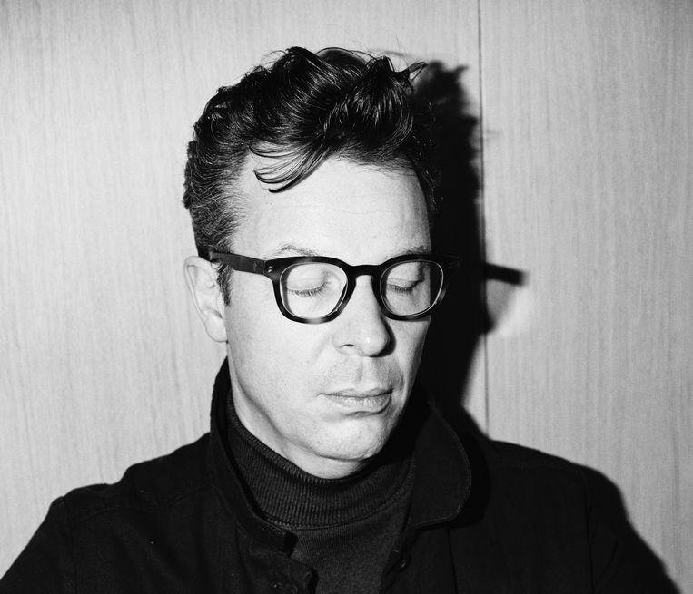 SJ Hoffman: 'Als student raakte ik in de ban van Frank Vandenbroucke, ook toen hij niet meer de Vandenbroucke van weleer was' Beeld Charlie De Keersmaecker