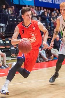 New Heroes brengt tweede plek in gevaar na verlies op Landstede Basketbal