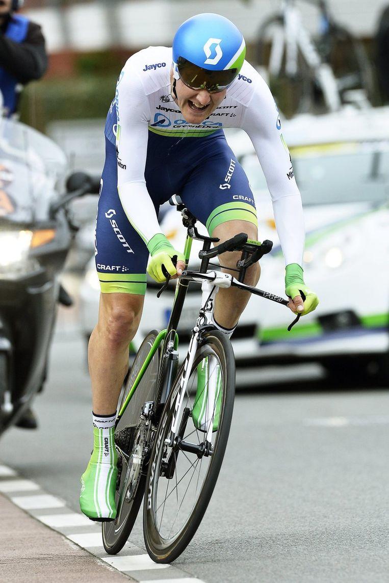 Luke Durbridge. Beeld PHOTO_NEWS