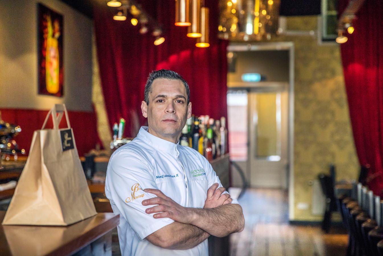 Boudoir le Mariage heeft een nieuwe eigenaar, de Libanese kok Monif.