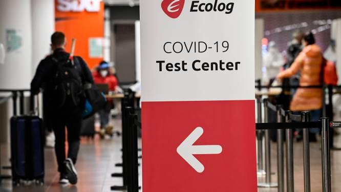 Meer dan 40 procent laat zich niet testen bij terugkeer uit rode zone
