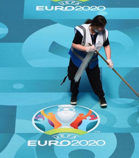 Programma, uitslagen en standen Euro 2020