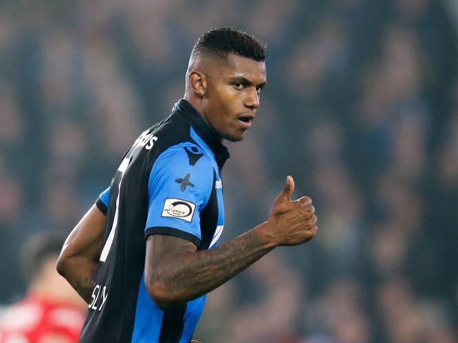 Dan toch: Club Brugge huurt Wesley, maar wel via prestatiegerichte deal