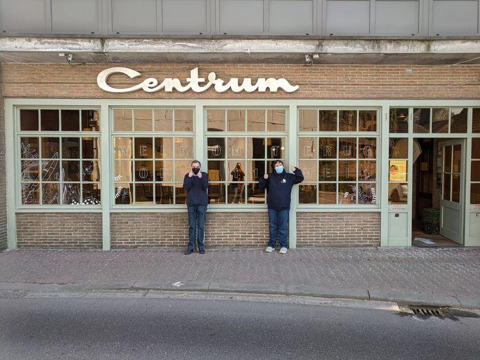 Ontmoetingscentrum 't Centrum in de Beerstraat in Torhout.