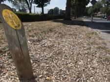 225 poepveldjes weg, 20 afvalbakken erbij in Enschede