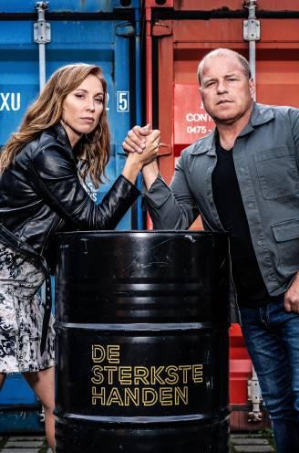 """Natalia en Sergio zoeken naar 'De sterkste handen': """"We gaan elkaar geen mes in de rug steken, daarom klikt het"""""""