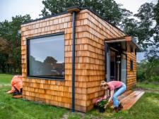 Klein én fijn in Zeist: Anette (24) woont in piepklein huisje van 25 vierkante meter