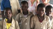 Studente Lotte (21) uit Laarne ontfermt zich over ondervoede kinderen in Afrika