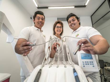 Bij de Boonas is tandarts zijn een familietraditie die teruggaat tot Indonesië