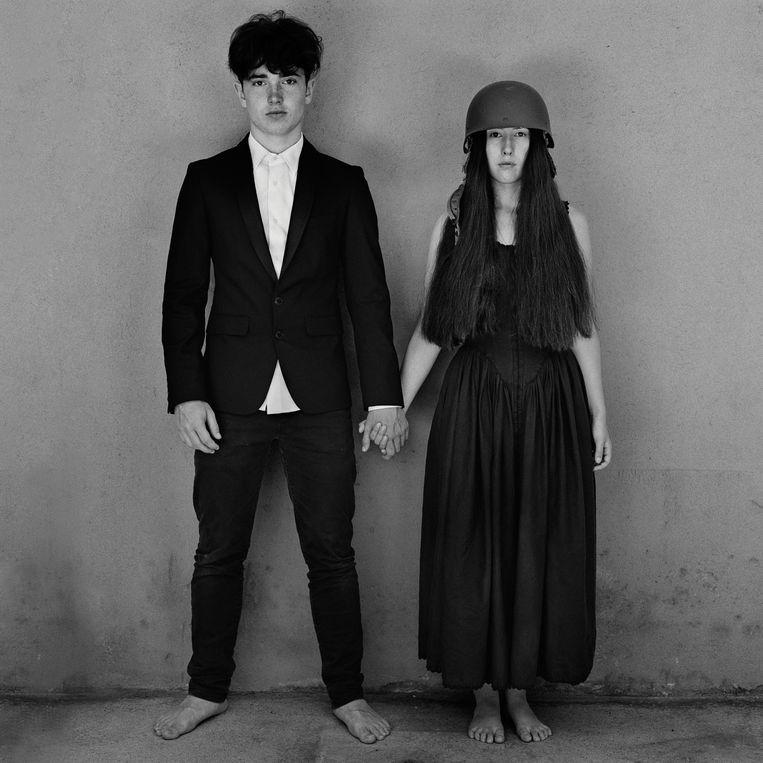 U2 Songs of Experience Beeld Anton Corbijn