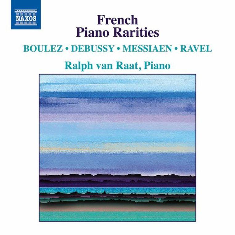 Ralph van Raat - French Piano Rarities (Naxos) Beeld