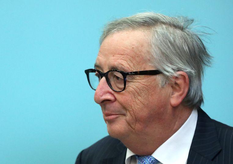 Jean-Claude Juncker  Beeld REUTERS