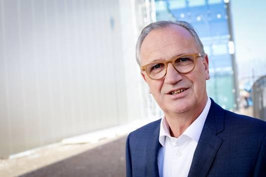 Wethouder Jan Goijaarts.