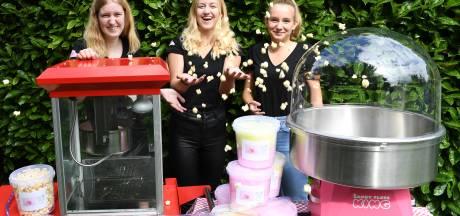 Suikerspinmachine gestolen van 14-jarige Robin uit Raamsdonksveer: 'Blijf van m'n spullen af!'