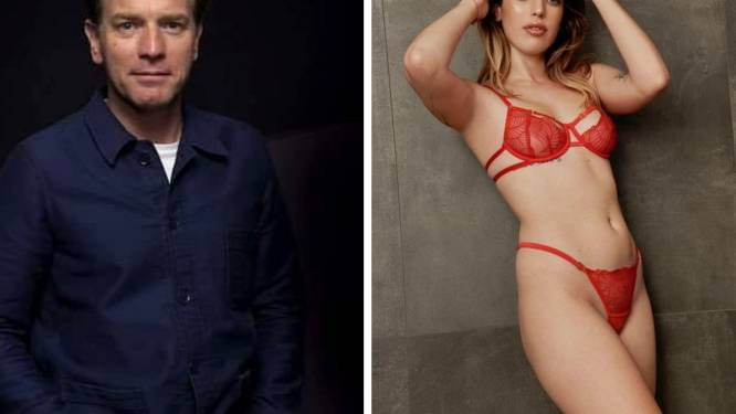 La fille d'Ewan McGregor, égérie de la marque de lingerie Bluebella