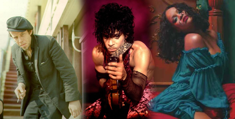 Tom Waits, Prince en Rihanna Beeld HUMO