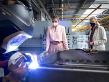 Koningin Máxima brengt bezoek aan VMC in Nieuwkuijk: 'Majesteit, onze gasrekening bedraagt maar 47 euro per week'