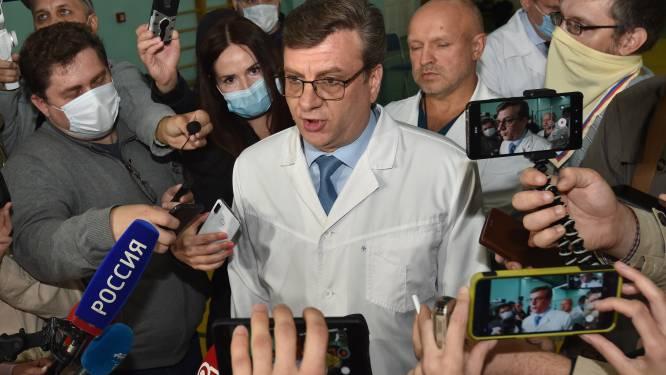 Dokter die Navalny behandelde terug opgedoken