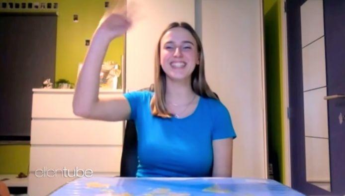 Lise in 'The Ellen Show'