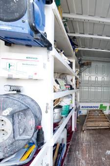 Criminelen roven reeks bedrijfsbusjes leeg in Nijmegen