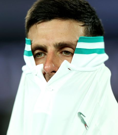 """Le coup de gueule de Djokovic sur la quarantaine: """"Ce qui se passe n'est pas normal"""""""