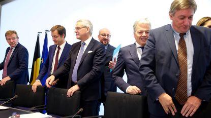 Kernkabinet loopt leeg: mogelijk vertrekt ook Reynders naar Europa