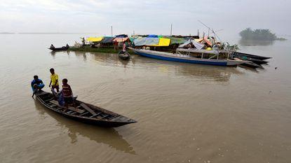 Minstens 175 doden door overstromingen in zuiden van Azië