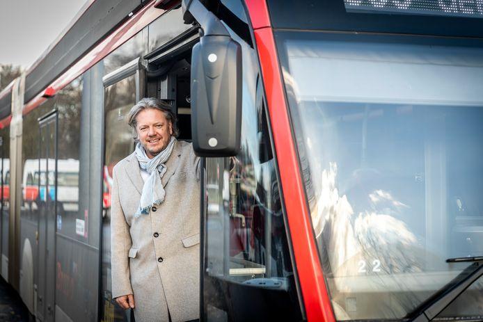 Martijn Mentink is de nieuwe directeur van Hermes.